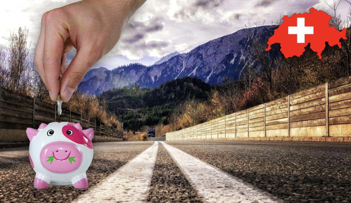 Budget voyage Road trip en Suisse