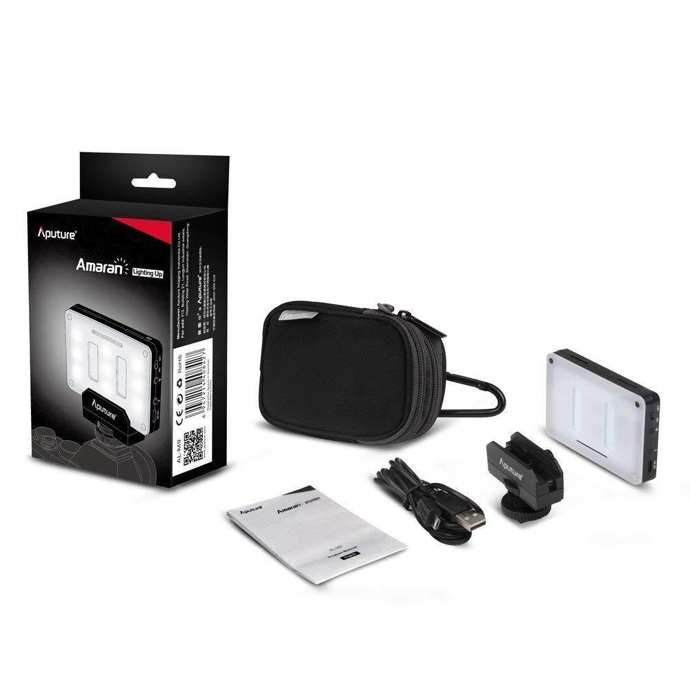 Accessoire vidéo panneau LED Aputure