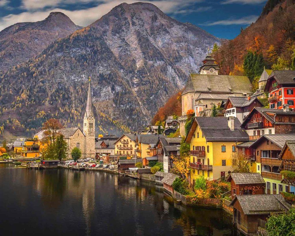 Voyage Autriche homosexuel gay friendly