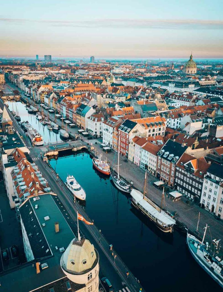 Danemark destination voyage gay friendly