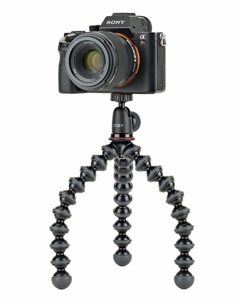 Accessoire vidéo Job trépieds Gorillapod