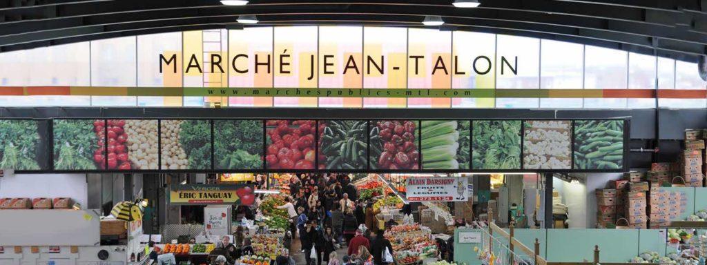 Visiter Marché Jean Talon Montréal Guide voyage