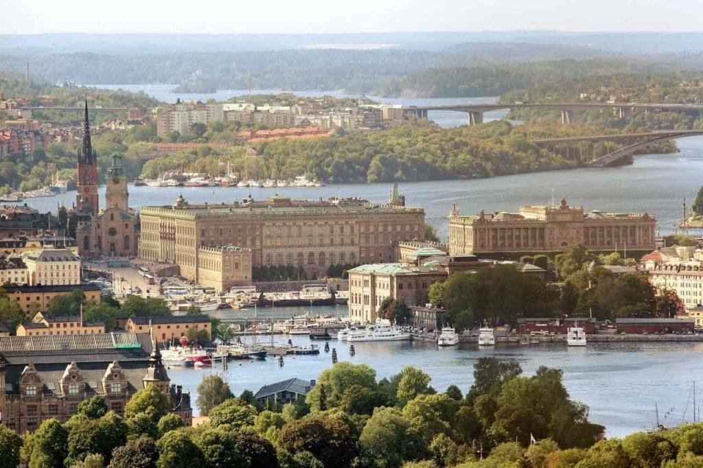 Suède voyage destination Gay friendly