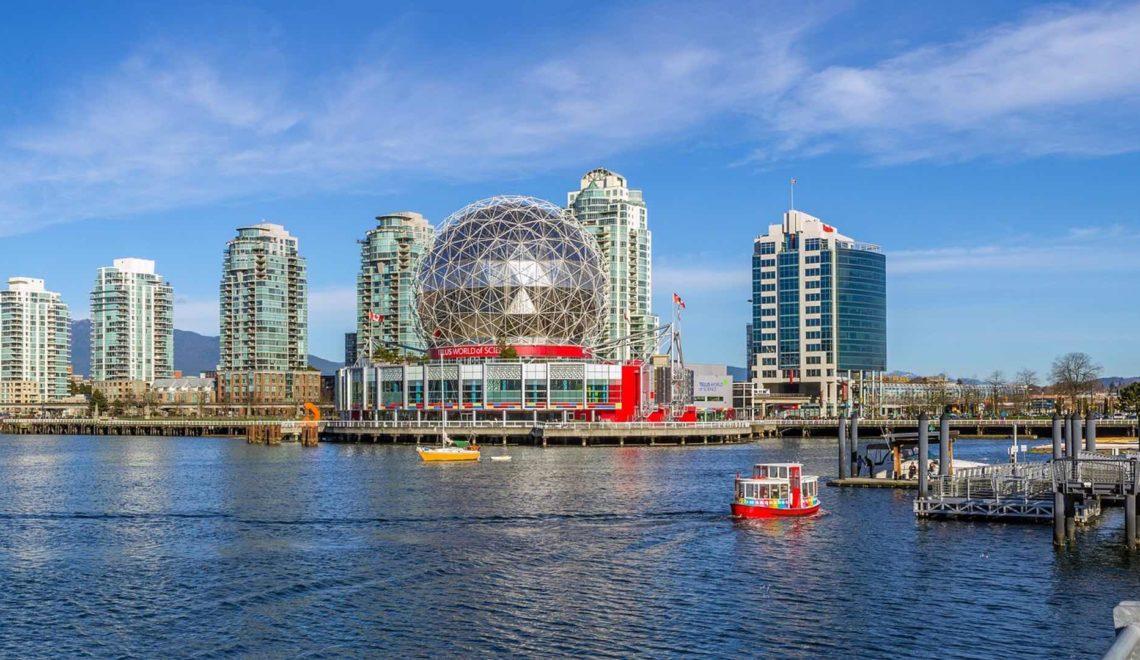 Guide visite itinéraire Vancouver