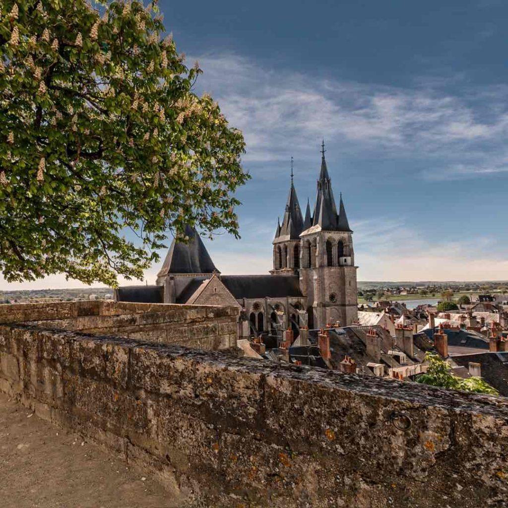 Blois week end visite