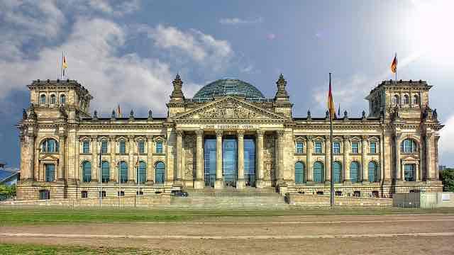Palais du Reichstag Berlin