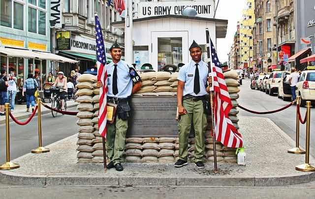 Photo Checkpoint Charlie Berlin