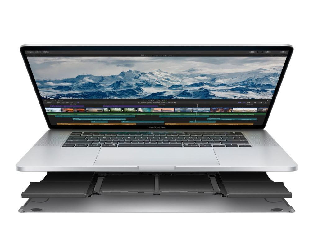 Photo Batteries Macbook pro 16 pouces