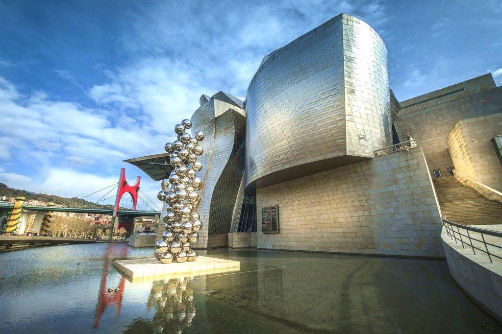 Bilbao Musée visiter Pays basque
