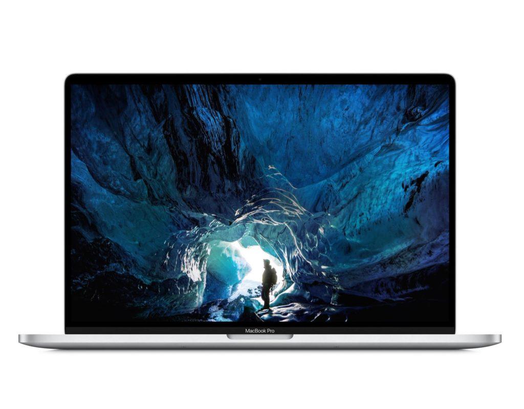 Ecran du macbook pro 16 pouces