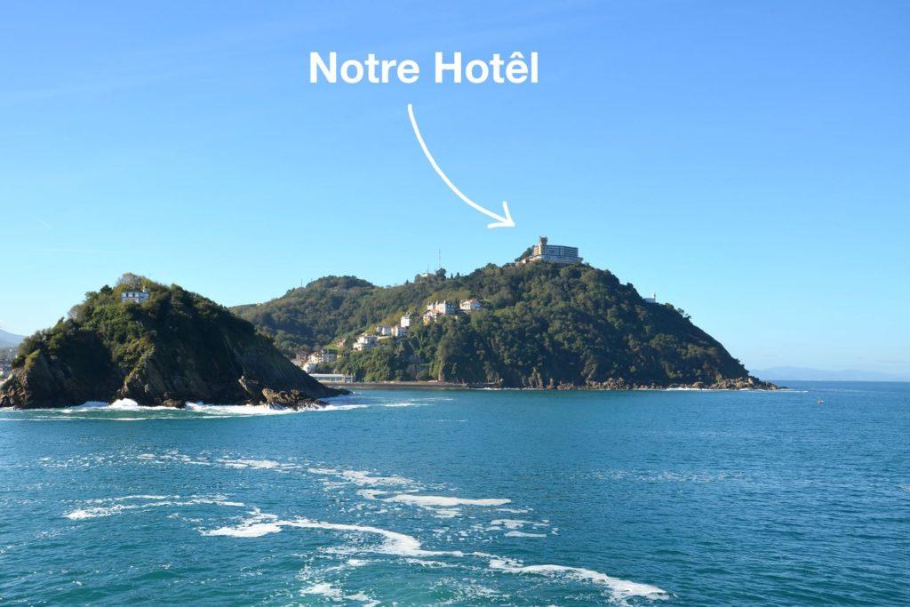 Hotel Mercure San sébastian