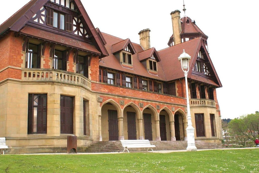 Le palais de Miramar San Sebastian visite guide week end