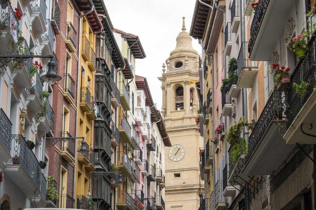 Pampelune visiter Pays basque espagnol