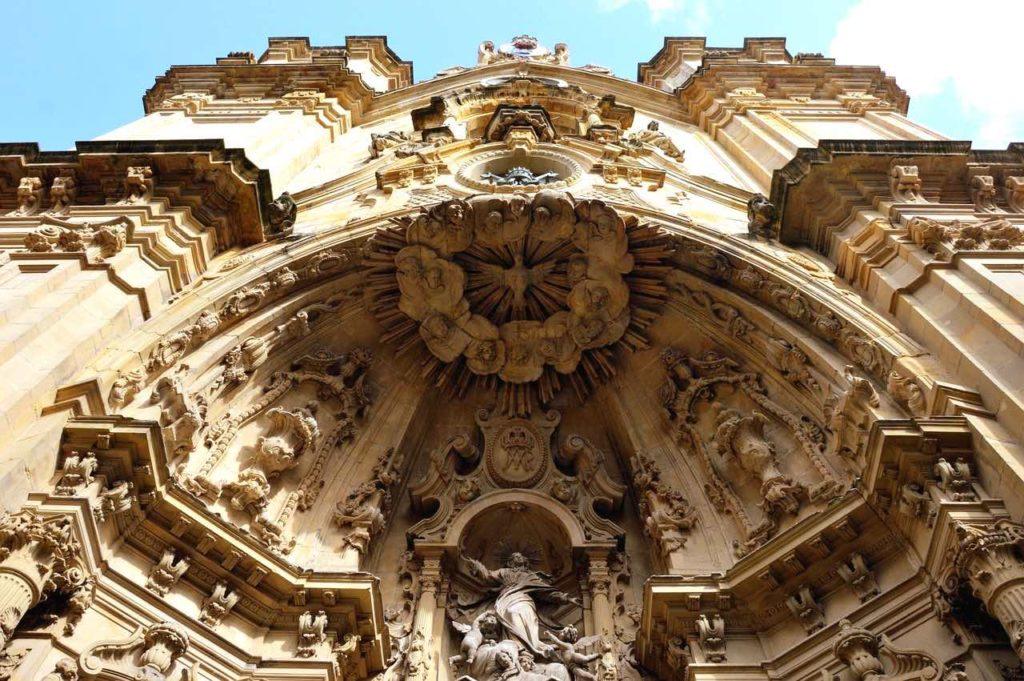 Visiter basilique Sainte-Marie du Chœur San sébastian