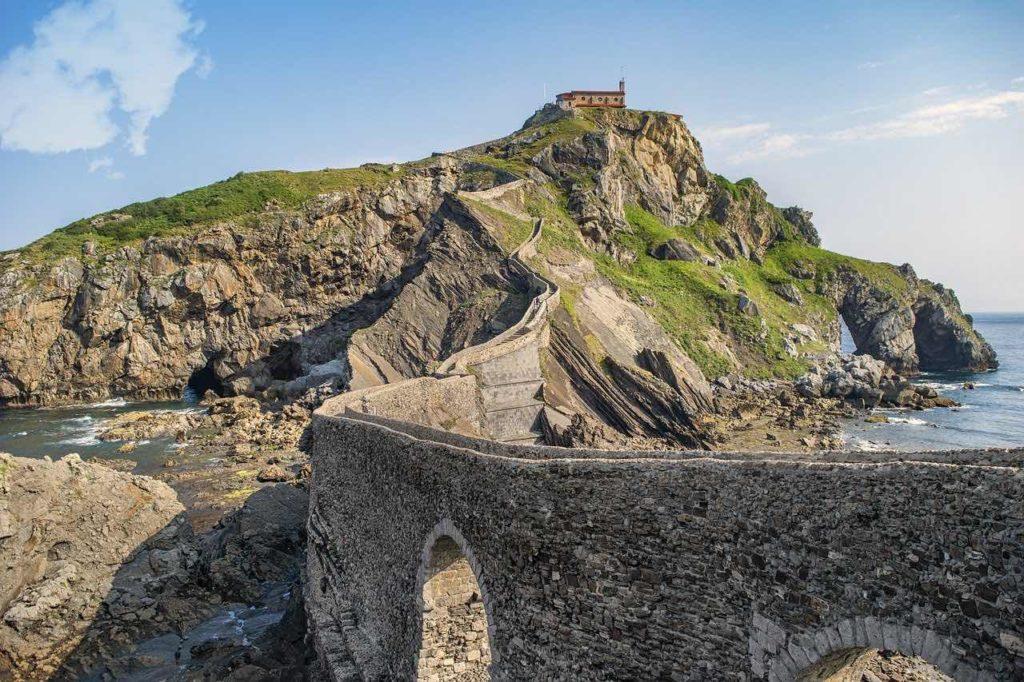 gaztelugatze pays basque espagnol visiter