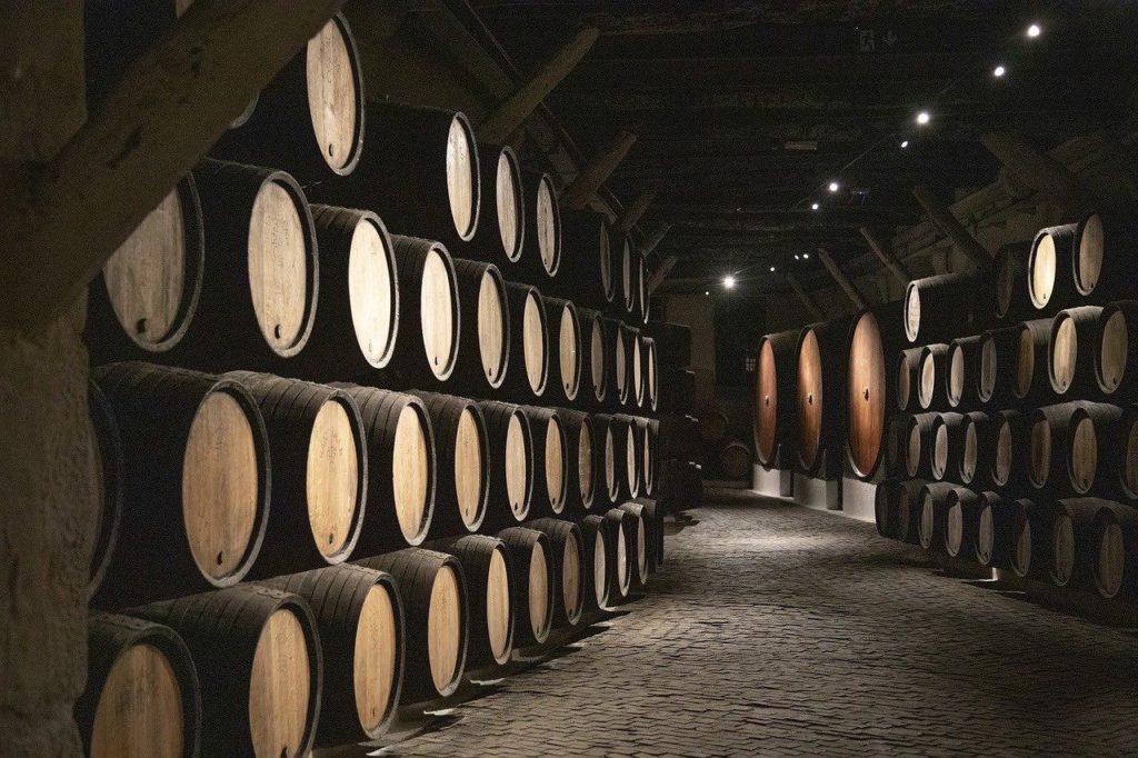 Photo Cave vin Porto