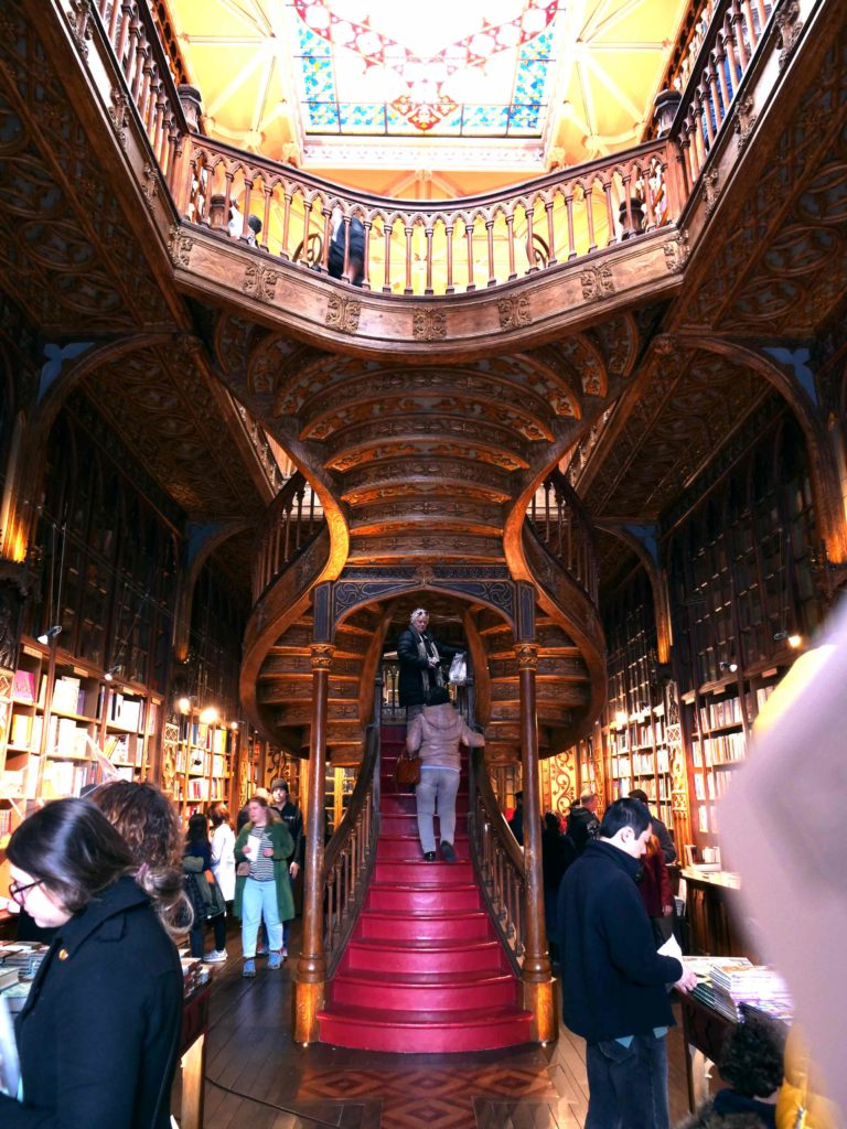 Photo Librairie Lello Porto