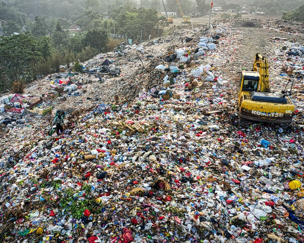 Image pollution plastique