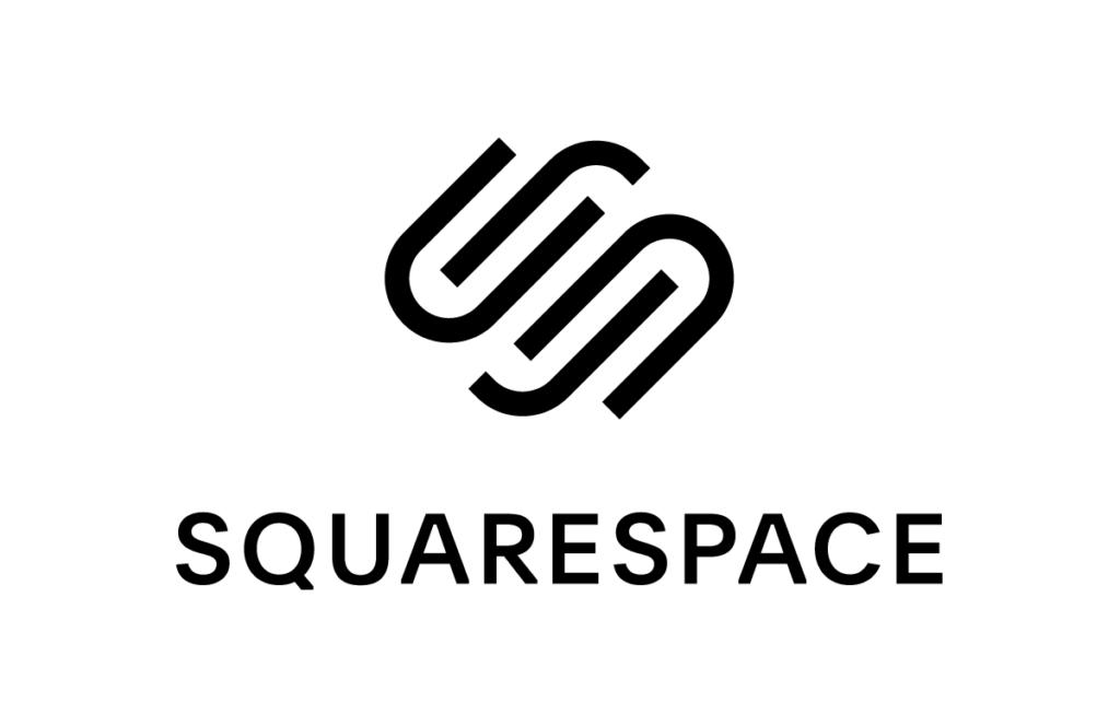 Logo Squarespace vendre presets Lightroom