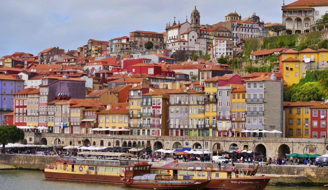 Article blog Visiter Porto en 3 jours