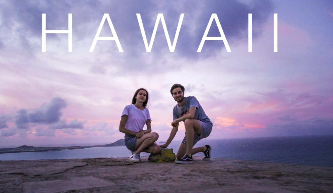 Photo Hawai voyage