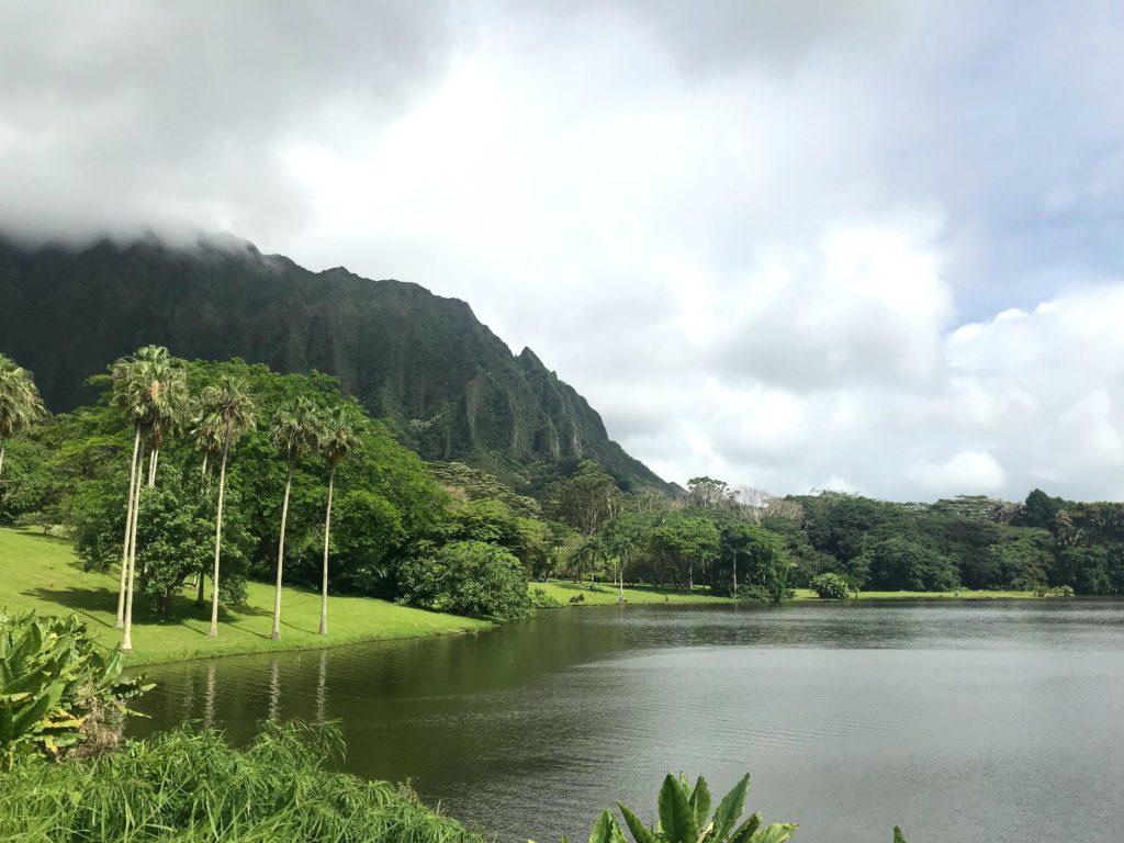 Jardin Botanique d'Ho'omaluhia Onolulu