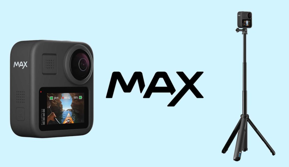 Choisir sa perche pour GoPro Max
