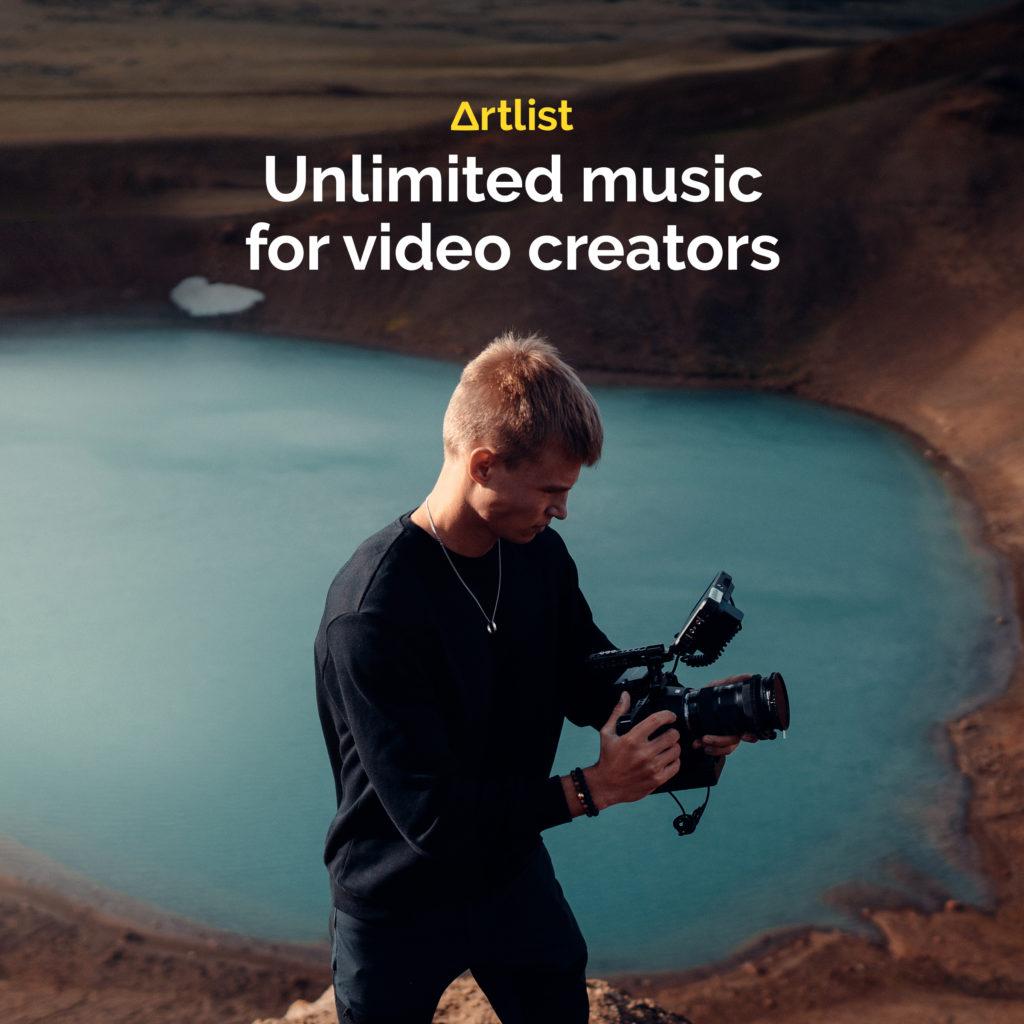 Artlist photo