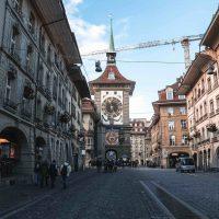 La Zytglogge, tour de l'horloge de Berne